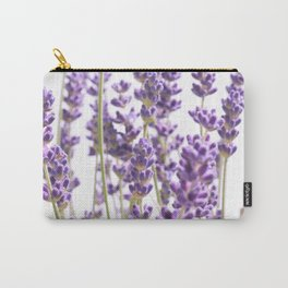 Purple Lavender #1 #decor #art #society6 Carry-All Pouch