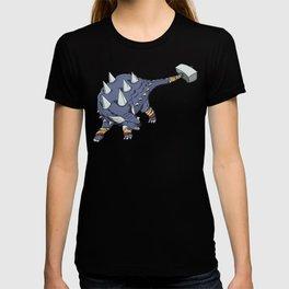 Ankylothorus - Superhero Dinosaurs Series T-shirt