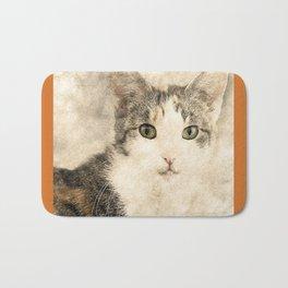 Catty Cat Bath Mat