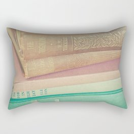 Book Lover Rectangular Pillow