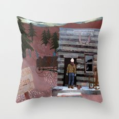 Molson Throw Pillow
