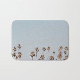 palm trees ii / discovery bay, california Bath Mat