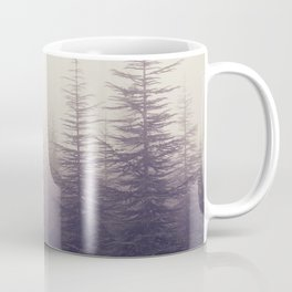 Abetos. Retro Coffee Mug