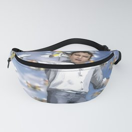 I want you to be my volunteer! Fanny Pack