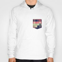 quilt Hoodies featuring quilt n2 by spinL