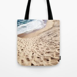 African Dune Beach Tote Bag