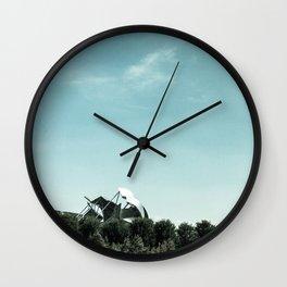 Pritzker Pavilion - Millennium Park - Chicago Wall Clock