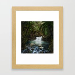The Jungle 2 Framed Art Print