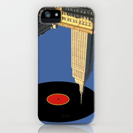 glazba v.2 iPhone Case