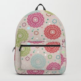 Lace&Rosaces Backpack