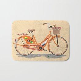 Love Holland, Love Bike Bath Mat