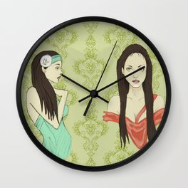 Princesas Wall Clock