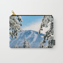 Peer Into Wonderland Carry-All Pouch