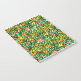 Pattern pony & friends Notebook