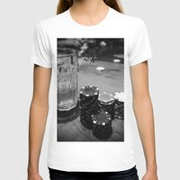 poker T-shirts featuring Poker Time by Eduard Leasa Photography