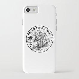Cruisin' for a Boozin' iPhone Case