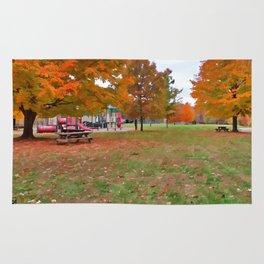 Autumn Playground Rug