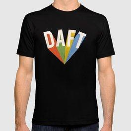 Letters : Daft II T-shirt