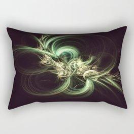 Dance Of The Dragon Rectangular Pillow