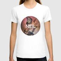 neil gaiman T-shirts featuring Neil. by David