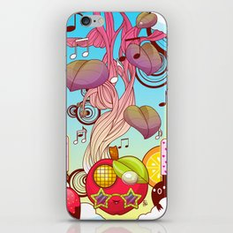 Music for the Masses iPhone Skin