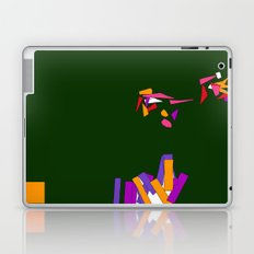 Fragmentation 3 Laptop & iPad Skin