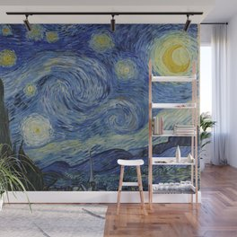 The Starry Night Wall Mural