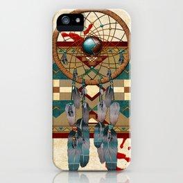 Catching Spirit Native American iPhone Case