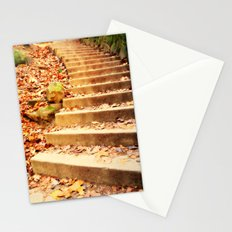 Enchanted Staircase Stationery Cards