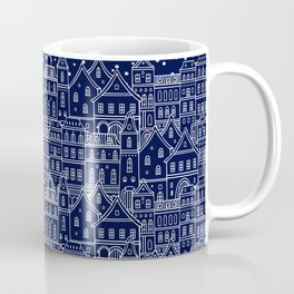 Christmas city Coffee Mug