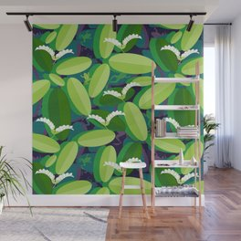 Frog Pond Wall Mural