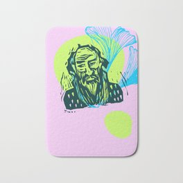 Mr. Dostoevsky Bath Mat