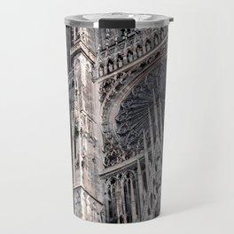 Gothic Style Wonder Travel Mug