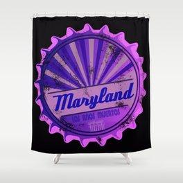 MarylandVigo Maryland - Los Años Muertos Shower Curtain