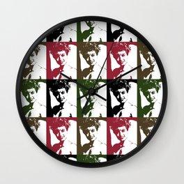 Twin Peaks Laura Palmer Pop Art Wall Clock
