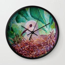 Nesting Wall Clock