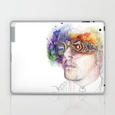 Seeing the world in different colours Laptop & iPad Skin