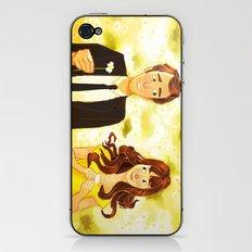Pushing Daisies iPhone & iPod Skin
