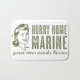 Hurry Home Marine Bath Mat