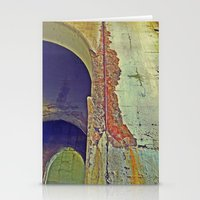 concrete Stationery Cards featuring Concrete by RDKL, Inc.