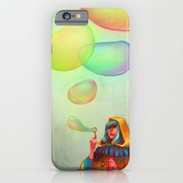 Bubbles of Color iPhone Case