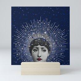 Queen of Stardust Mini Art Print