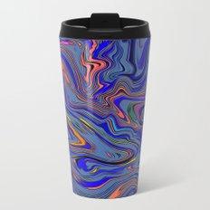 Skewed Metal Travel Mug
