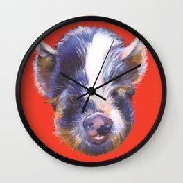 Boris Wall Clock