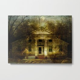 The Quick House 2 Metal Print