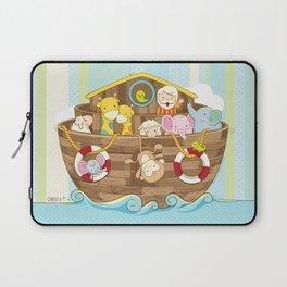 Baby Noah Ark Laptop Sleeve
