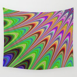 Magical summer sunshine Wall Tapestry
