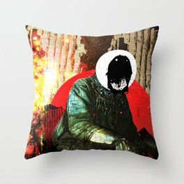 Wait, What Time Is It? Throw Pillow