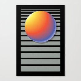 Scotch (VHS) Canvas Print