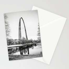 The St. Louis Arch Stationery Cards